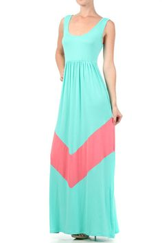 2b80ba1a9a5 Goldfinch Boutique- Lana Chevron Maxi Dress Discount Clothing Stores