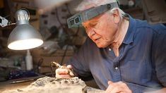 Attenborough and the Sea Dragon A remarkable 200-million-year-old fossil - the bones of an ichthyosaur, a giant sea dragon - has been discovered on the Jurassic coast of Britain.