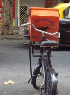 Pizzería Kentucky, Calle Corrientes - Bs As