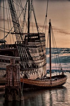 Mayflower by John Klingel on 500px