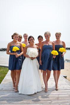 A proud bride