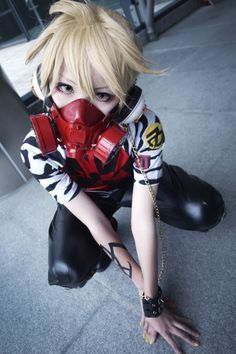Shin(小慎) Kagamine Len Cosplay Photo - WorldCosplay