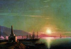 Ivan Konstantinovič Ajvazovskij(1817ー1900)