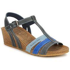 Panama Jack - JANICE Panama, Caged Heels, Footwear, Fashion, Templates, Shoes, Shoes Sandals, Moda, Panama Hat