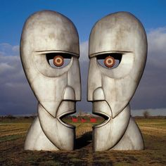 Pink Floyd: The Division Bell - it holds up as a decent David Gilmour album. not so much as a Pink Floyd album. I'm not sure I'd need a deluxe version of this, or that I'd want to hear the outtakes. Hard Rock, Rock Café, Art Pink Floyd, Pink Floyd Poster, Pink Floyd Artwork, Pink Floyd Album Covers, Iconic Album Covers, David Gilmour, Discos Pink Floyd
