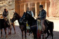 En nuestro blog seguimos la pista de Indiana Jones en El Tesoro de Petra, Jordania