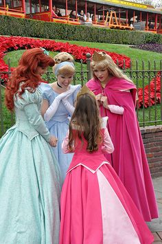 belleieve:    Princess Gathering (by Angelasews)