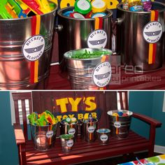 """Photo 12 of 18: Toy Story, Toy Story 3, Toys / Birthday """"Ty Turning 3 - A Toy Story Party"""""""