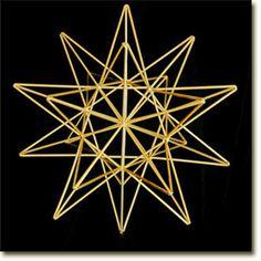 Sacred Geometry 3D Sculpture