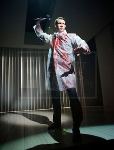 American Psycho A new musical thriller