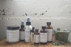 Portland Apothecary | In addition to individual products, the apothecary also sells seasonal collections of wellness products. Based on the model of Community Supported Agriculture (CSA boxes of seasonal produce that arrive weekly on your doorstep), the apothecary sells Community Supported Herbalism (CSH) collections that co-owners Elie Barausky & Kristen Dilley choose for you. Each Share contains a wide range of herbal remedies ranging from elixirs & teas to artisanal soap & medicinal…