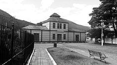 Estação ferroviária de Bananal.