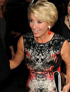 Emma Thompson Photos: 'Saving Mr. Banks' Screening in Hollywood — Part 4