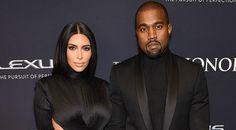 Kim Kardashian & Kanye West Go On Family Trip To Visit Mom's Grave #Entertainment #News