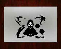 Our customizable Avatar Aang 2 The Last Airbender  Decal Sticker Vinyl For Macbook Pro/Air 13,15 inch Macbook are made out of highest quality vinyl. Shop over Mac +1000's designs at Decal On Top.