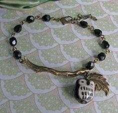 Midnight Owl Bracelet