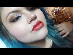 Pin up make up/ maquillaje - YouTube