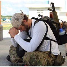 Taken in Haiti following the earthquake in 2010. Paul walker with his non profit org ROWW. org providing aide to the affected community. Paul taking a moment of silence before leaving.