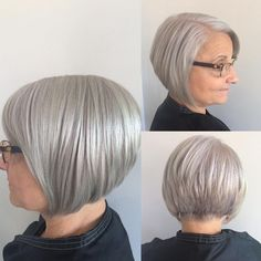 397 best over 60 hairstyles images on Pinterest | Short hair, Short ...