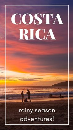 Travel Plan, Travel Advice, Travel Guides, Travel Tips, Living In Costa Rica, Road Trip Planner, Costa Rica Travel, Rainy Season, Best Places To Travel