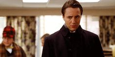And sometimes his bitchfaces are so epic that it actually makes [me] envious. | 30 Reasons Why You Love To Hate Pete Campbell