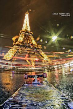 Tour Eiffel by Denis Manceau