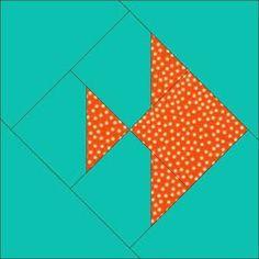 Paper Piecing Patterns, Quilt Block Patterns, Pattern Blocks, Quilt Blocks, Small Quilts, Mini Quilts, Baby Quilts, Quilting Projects, Quilting Designs