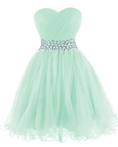 Pastel Green Sweetheart Tulle Prom Dress suitable for homecoming, bridesmaid, prom night   Mint green outfits