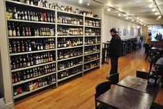 New Breed Beer Stores
