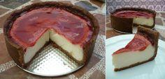 Cocinerando | Recetas de Cocina con Fotos: Tarta de Queso Americana (New York CheeseCake)