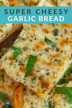 Transform a simple baguette into Cheesy Garlic Bread with the best homemade garlic butter spread. This easy cream cheese garlic bread recipe lets you make delicious and affordable garlic cheese bread from scratch. Garlic Butter Spread, Garlic Butter For Bread, Homemade Garlic Butter, Garlic Cheese Bread, Cheesy Garlic Bread, Cheesy Bread Recipe, Bread Winners, Cheesy Breadsticks, Cream Cheese Recipes