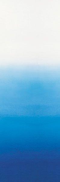 Saraille Wallpaper - Cobalt Blue,  1 Roll = 4 x matching panels P600