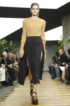 #cestmarobe fan de Celine Ready To Wear Fall Winter 2014 #rentadress www.cestmarobe.com