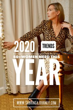 Don't miss out on these 2020 fashion trends especially for women fashion! These fashion trends include 2020 outfits ideas, accessories for women, and more! Over 50 Womens Fashion, Fashion Over 50, Fashion Tips For Women, Love Fashion, Fashion Styles, 2020 Fashion Trends, Spring Fashion Trends, Fashion 2020, Autumn Fashion