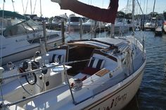 1985 Catalina 30 Sail Boat For Sale - www.yachtworld.com