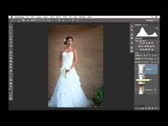 ▶ Photoshop tutorial: Dodging and reducing shadows in a portrait | lynda.com - YouTube