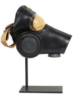 Early War Dog Gas Mask