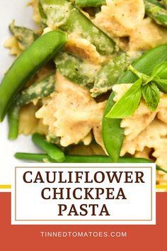 Creamy Roast Cauliflower