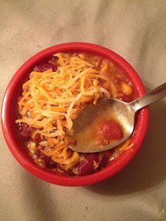 Bariatric Foodie: Nik's Taco Soup