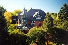 Lehrkind Mansion   Bozeman, Montana