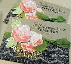 Picture Perfect Stampin' Up! Swaps for OnStage 2016 (Patty's Stamping Spot)
