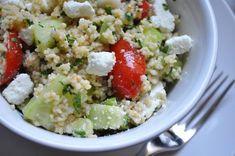 The Ginger Snap Girl: Tabouli Salad and a Kayak Adventure