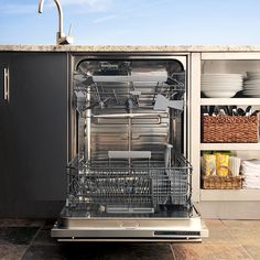 Gone are the days of dragging dishes from the kitchen to the yard. This year, top brand Kalamazoo, added a dishwasher to its lineup of outdoor appliances. Outdoor Kitchen Grill, Outdoor Kitchens, Barbecue Grill, Kitchen Equipment, Best Interior Design, Outdoor Areas, Backyard Patio, Home Kitchens, Nashville