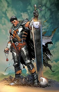 For fans of the manga Berserk and its adaptations. Character Concept, Character Art, Concept Art, Character Design, Dark Fantasy, Fantasy Art, Manga Art, Manga Anime, Anime Art
