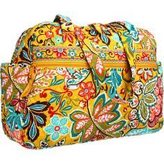 Vera Bradley Diaper Bag, cute!