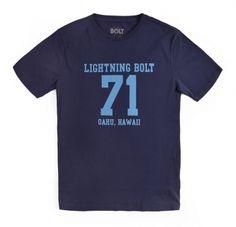 Oahu 71 Tee - MEN - Tees & Tanks - Lightning Bolt