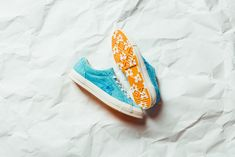 Converse × Golf Le Fleur One Star collection