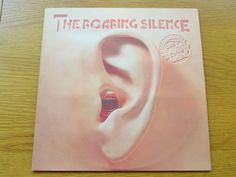 MANFRED MANN S EARTH BAND Roaring Silence 1976 UK VINYL LP 1st PRESSING  A1/B1