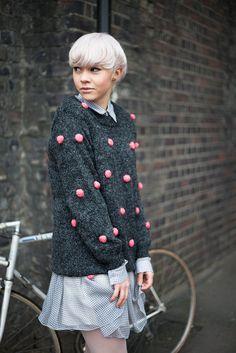 Shirt Style Chiffon Mini Dress Gingham