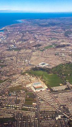 Goodison Park & Anfield